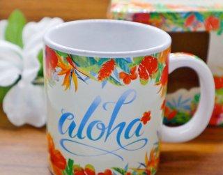 alohaマグカップ