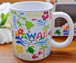 ハワイアドベンチャーマグカップ