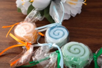 Vegetable soap CANDY