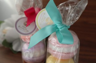 SWEETS MEASON   combination macaroons 2pcs set