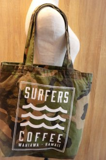 Surfers Coffee トートバッグ