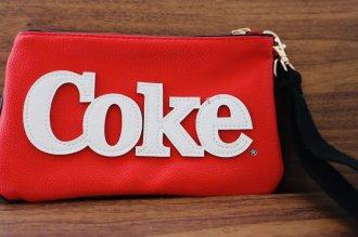 【Coca-Cola】 ポーチ