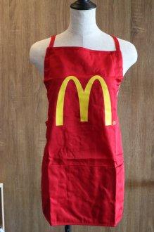【McDonald's】 エプロン