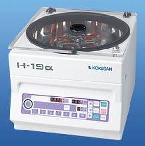小型卓上遠心機 H-19α(コクサン)