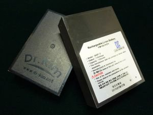 ドクターキム ヘッドランプ用バッテリー(1個入り)