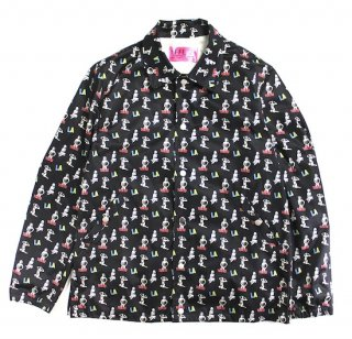 PARTY DOLL COACH JACKET