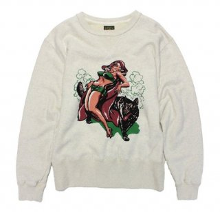 RED RIDING HOOD SWEAT SHIRT
