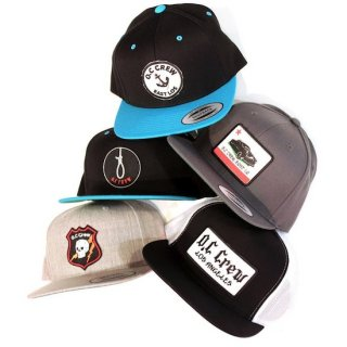GRAFF PATCH SNAPBACK