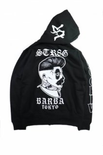 <img class='new_mark_img1' src='https://img.shop-pro.jp/img/new/icons1.gif' style='border:none;display:inline;margin:0px;padding:0px;width:auto;' />Barber Life Hoodie LA x Tokyo