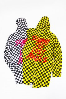 TYPE M51 CHECKER HOOD JACKET