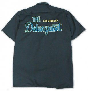 THE DELINQUENT WORK SHIRT