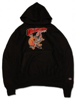 <img class='new_mark_img1' src='https://img.shop-pro.jp/img/new/icons1.gif' style='border:none;display:inline;margin:0px;padding:0px;width:auto;' />HUNGRY SKULL CHAMPION HOODIE