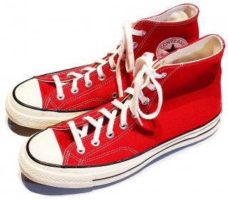 <img class='new_mark_img1' src='https://img.shop-pro.jp/img/new/icons1.gif' style='border:none;display:inline;margin:0px;padding:0px;width:auto;' />CONVERSE CT-70 Hi Enamel Red
