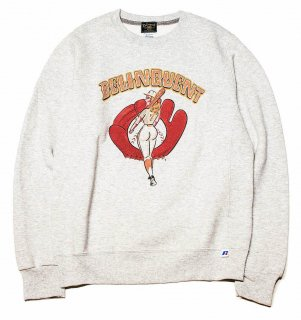 Base Girl Crewneck Sweat Shirt