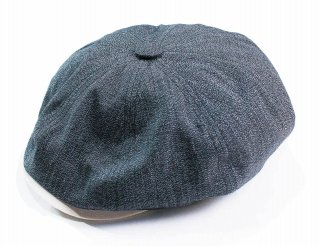 <img class='new_mark_img1' src='https://img.shop-pro.jp/img/new/icons1.gif' style='border:none;display:inline;margin:0px;padding:0px;width:auto;' />40's Style Salt pepper Two Tone Newsboy Cap