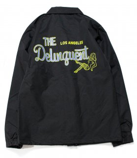 <img class='new_mark_img1' src='https://img.shop-pro.jp/img/new/icons1.gif' style='border:none;display:inline;margin:0px;padding:0px;width:auto;' />The Delinquent Coach Jacket