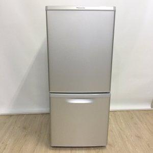【送料無料】パナソニック冷蔵庫2014年NR-B146W-S【中古】