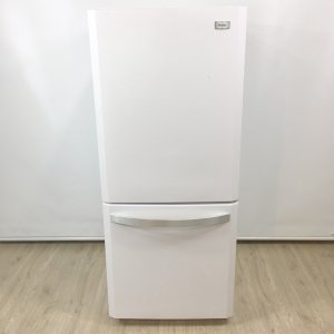 【送料無料】 ハイアール冷蔵庫2015年JR-NF140K 【中古】