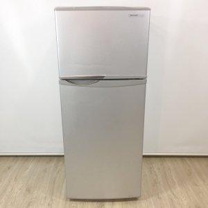 【送料無料】 SHARPシャープ冷蔵庫 SJ-H12W-S【中古】