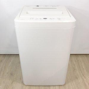 【送料無料】無印良品・洗濯機2015年AQW-MJ60【中古】