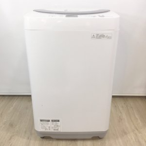 【送料無料】シャープ 洗濯機 2013年ES-GE55N【中古】