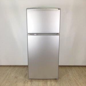 【送料無料】AQUA 冷蔵庫 AQR-111F(S) 2016年製【中古】