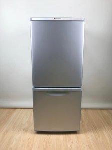 【送料無料】パナソニック冷蔵庫2017年NR-B149W-S【中古】