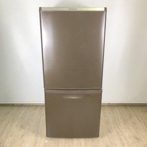【送料無料】パナソニック冷蔵庫NR-B145W-T【中古】