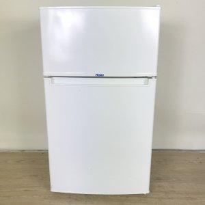 【送料無料】ハイアール冷蔵庫2017年JR-N85A 【中古】