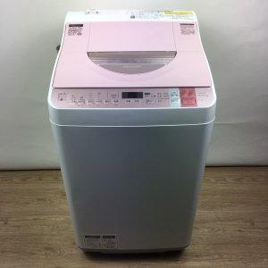 【送料無料】SHARP(シャープ)洗濯機2016年ES-TX750【中古】