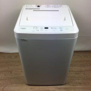 【送料無料】maxzen洗濯機2019年JW55WP01【中古】