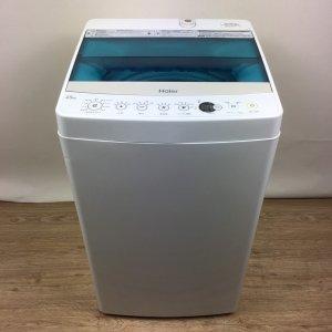 【送料無料】Haier(ハイアール)洗濯機2018年JW-C45A【中古】