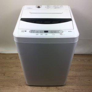 【送料無料】HerbRelax(ハーブリラックス)洗濯機2017年YWM-T60A1【中古】