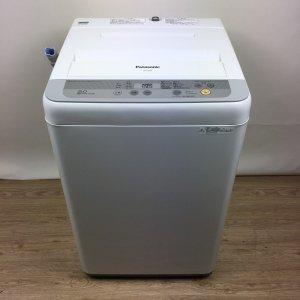 【送料無料】パナソニック洗濯機2017年NA-F50B9【中古】
