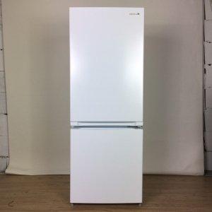 【送料無料】HERBRelax ノンフロン冷凍冷蔵庫 YRZ-F15E1 2017年製【中古】