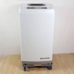 【送料無料】 HITACHI(日立)洗濯機2017年製 NW-50A【中古】