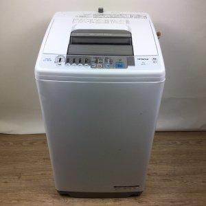 【送料無料】 HITACHI(日立)洗濯機2011年製 NW-7KY【中古】