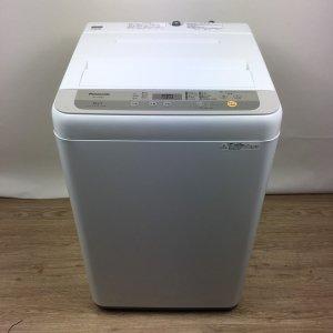 【送料無料】パナソニック洗濯機2018年NA-F50B12【中古】
