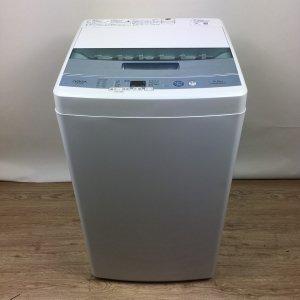 【送料無料】AQUA(アクア)洗濯機2017年AQW-S50E【中古】