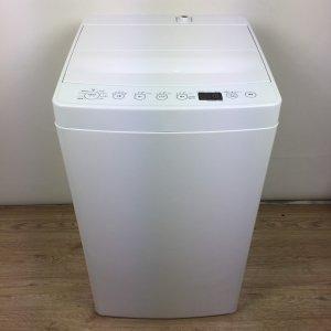 【送料無料】TAG label by amadana(アマダナ)洗濯機2019年AT-W45B【中古】