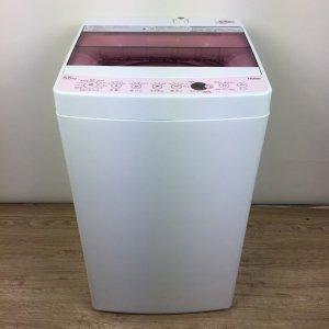 【送料無料】Haier(ハイアール)洗濯機2019年JW-C55CK【中古】