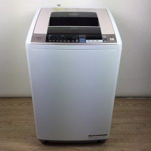 【送料無料】HITACHI(日立)洗濯機2015年BW-D8TV【中古】
