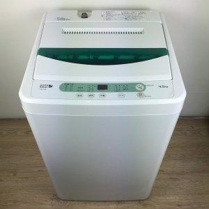 【送料無料】HerbRelax(ハーブリラックス)洗濯機2016年YWM-T45A1【中古】