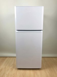 【送料無料】ハイアールHaier冷蔵庫2018年JR-N121A【中古】