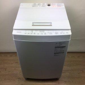 【送料無料】東芝TOSHIBA洗濯機2016年 AW-8D5【中古】
