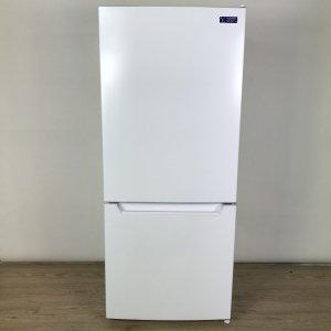 【送料無料】YAMADA ノンフロン冷凍冷蔵庫 YRZ-C12G2 2019年製【中古】