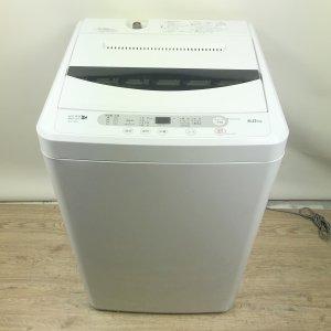 【送料無料】HerbRelax(ハーブリラックス)洗濯機2015年YWM-T60A1【中古】