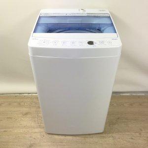 【送料無料】Haier洗濯機2018年JW-C45CK【中古】