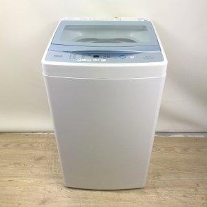 【送料無料】AQUA(アクア)洗濯機2018年AQW-GS50F【中古】