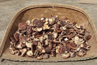 【業務用】原木干し椎茸 2kg 令和元年12月収穫